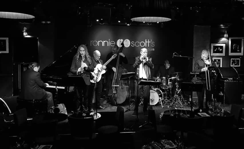 Image of Half Dozen at Ronnie Scotts